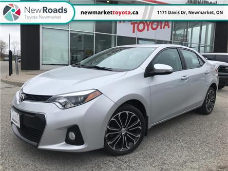 2015 Toyota Corolla S (Stk: 351391) in Newmarket - Image 1 of 25
