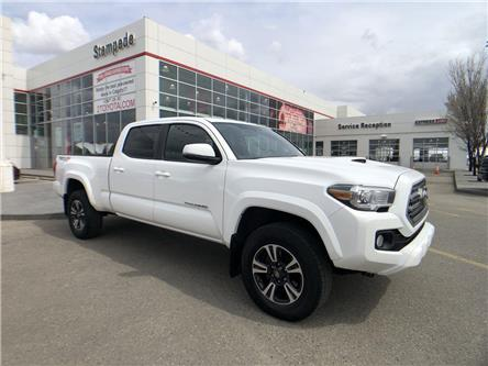 2017 Toyota Tacoma TRD Sport (Stk: 9057A) in Calgary - Image 1 of 25