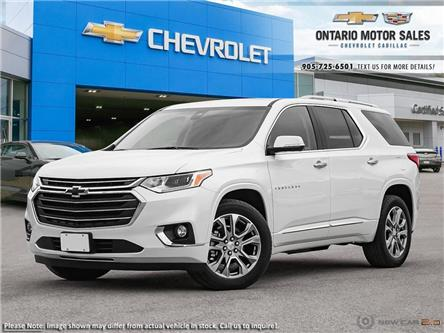 2020 Chevrolet Traverse Premier (Stk: T0235598) in Oshawa - Image 1 of 27