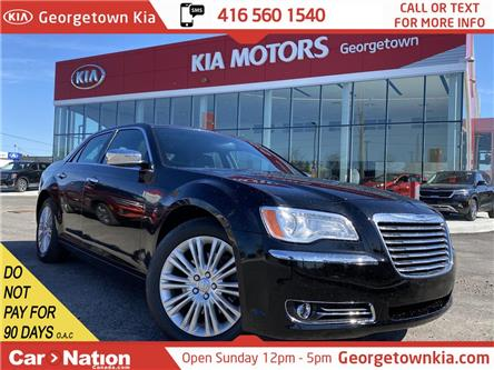 2014 Chrysler 300 300C AWD   ONLY 86,280KMS   NO ACCIDENT  PANO ROOF (Stk: P13245) in Georgetown - Image 1 of 35