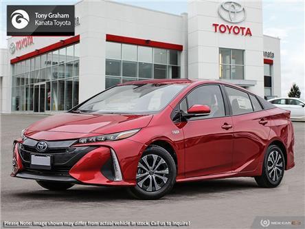 2020 Toyota Prius Prime Base (Stk: 90458) in Ottawa - Image 1 of 24