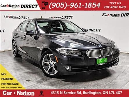 2012 BMW ActiveHybrid 5 Base (Stk: CN4944) in Burlington - Image 1 of 38
