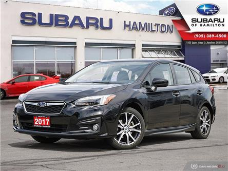 2017 Subaru Impreza Sport (Stk: S8172A) in Hamilton - Image 1 of 27