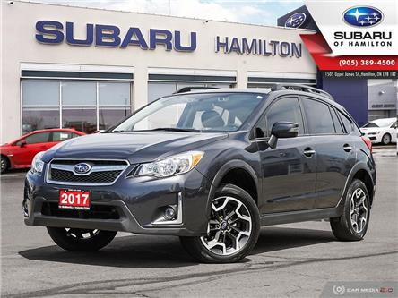2017 Subaru Crosstrek Limited (Stk: U1555) in Hamilton - Image 1 of 28