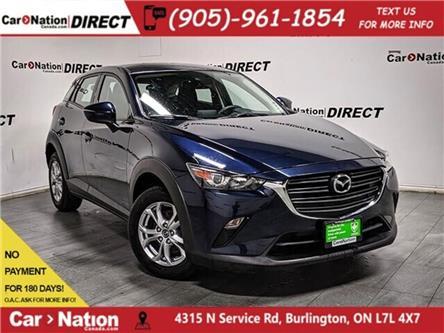 2019 Mazda CX-3 GS (Stk: DOM-406797) in Burlington - Image 1 of 36