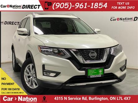 2019 Nissan Rogue  (Stk: DRD2623) in Burlington - Image 1 of 37