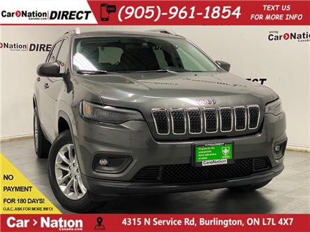 2019 Jeep Cherokee North (Stk: DRD2740) in Burlington - Image 1 of 37