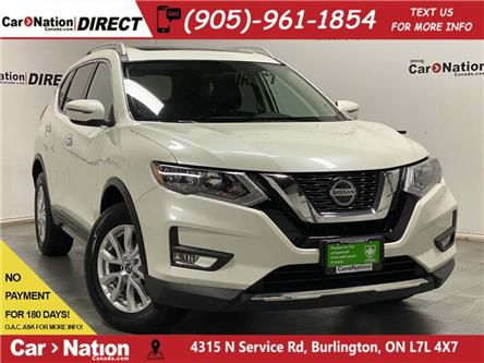 2018 Nissan Rogue  (Stk: DRD2945) in Burlington - Image 1 of 39
