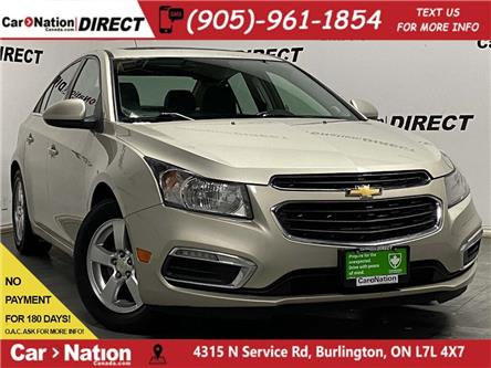 2015 Chevrolet Cruze  (Stk: CN6079) in Burlington - Image 1 of 34