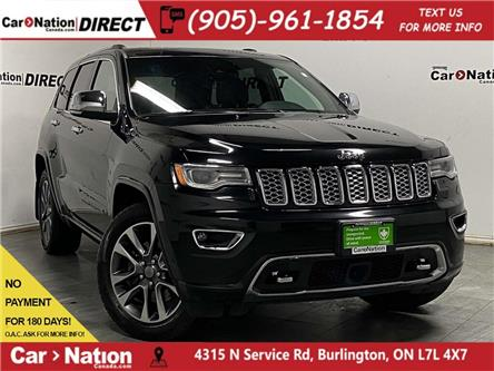 2017 Jeep Grand Cherokee Overland (Stk: P3240) in Burlington - Image 1 of 41