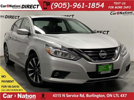 2016 Nissan Altima  (Stk: K241A) in Burlington - Image 1 of 37