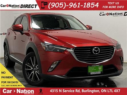 2016 Mazda CX-3 GT (Stk: DRD2791A) in Burlington - Image 1 of 35