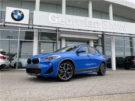 2020 BMW X2 xDrive28i (Stk: B20081) in Barrie - Image 1 of 11