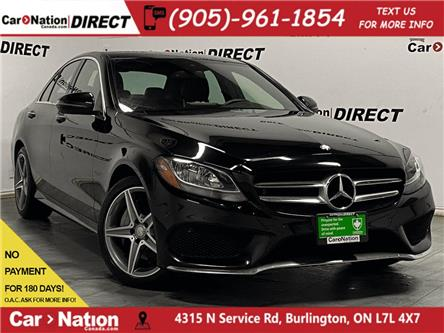 2016 Mercedes-Benz C-Class Base (Stk: CN6175) in Burlington - Image 1 of 25