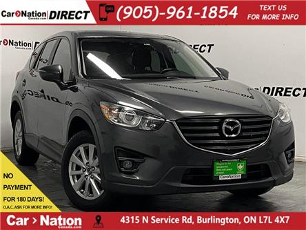 2016 Mazda CX-5 GS (Stk: DRD3021A) in Burlington - Image 1 of 39