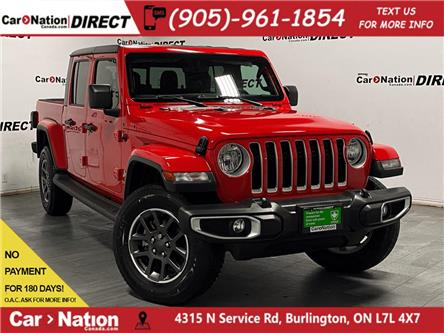 2020 Jeep Gladiator Overland (Stk: L109) in Burlington - Image 1 of 33