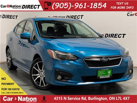 2017 Subaru Impreza Touring (Stk: CN6207) in Burlington - Image 1 of 39