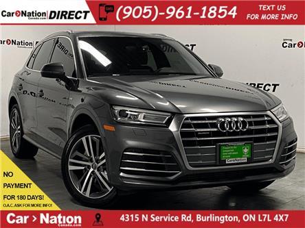 2018 Audi Q5 2.0T Progressiv (Stk: DOM-083713) in Burlington - Image 1 of 40
