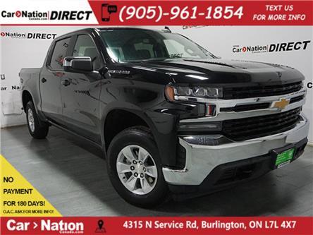 2019 Chevrolet Silverado 1500 LT (Stk: DOM-360487) in Burlington - Image 1 of 33