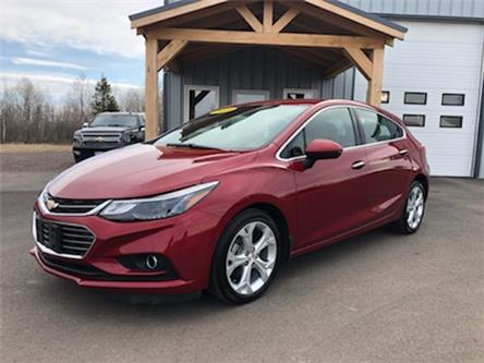 2018 Chevrolet Cruze Premier Auto (Stk: 20139A) in Sussex - Image 1 of 10