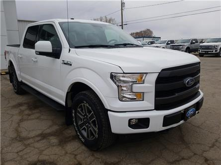 2017 Ford F-150 Lariat (Stk: 20U111A) in Wilkie - Image 1 of 26