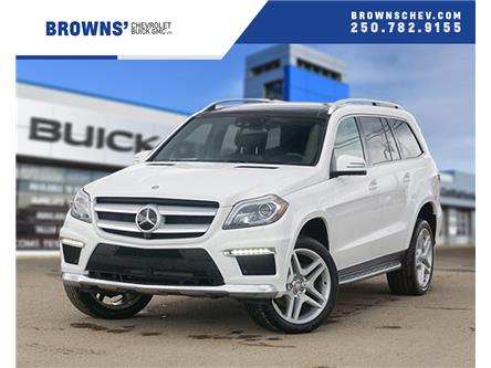 2016 Mercedes-Benz GL-Class Base (Stk: 4420A) in Dawson Creek - Image 1 of 16