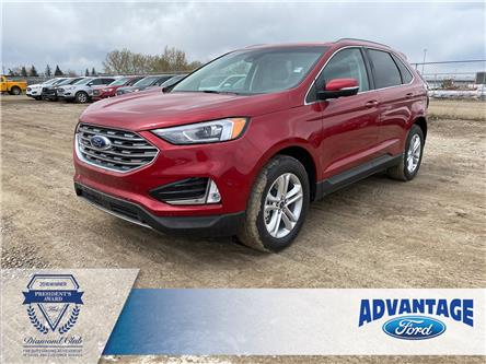 2020 Ford Edge SEL (Stk: L-734) in Calgary - Image 1 of 14