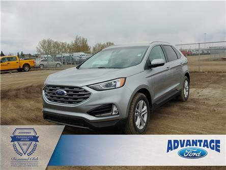 2020 Ford Edge SEL (Stk: L-652) in Calgary - Image 1 of 13