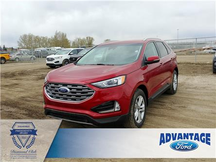 2020 Ford Edge SEL (Stk: L-651) in Calgary - Image 1 of 13