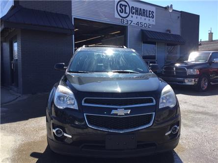 2010 Chevrolet Equinox LT (Stk: -) in Winnipeg - Image 1 of 17
