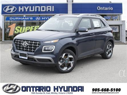 2020 Hyundai Venue Ultimate (Stk: 039978) in Whitby - Image 1 of 20