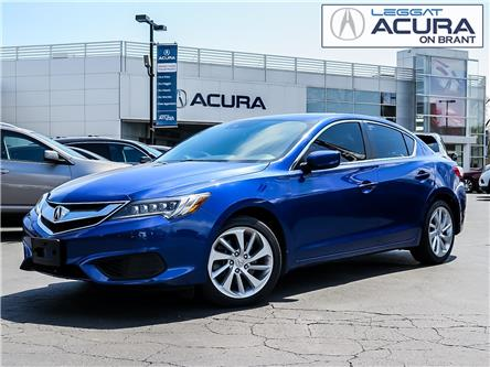 2017 Acura ILX  (Stk: 4225A) in Burlington - Image 1 of 27
