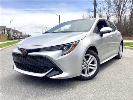 2020 Toyota Corolla Hatchback Base (Stk: 28329) in Ottawa - Image 1 of 15