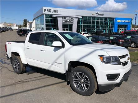 2020 Chevrolet Colorado WT (Stk: 7416-20) in Sault Ste. Marie - Image 1 of 12