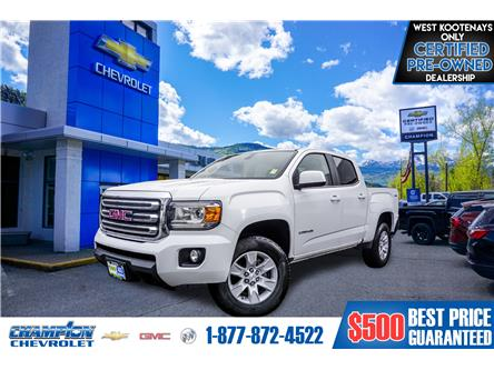 2015 GMC Canyon SLE (Stk: p20-59) in Trail - Image 1 of 26