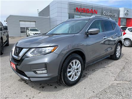 2018 Nissan Rogue SV (Stk: CJC777181) in Cobourg - Image 1 of 30