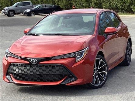 2020 Toyota Corolla Hatchback Base (Stk: 22090) in Kingston - Image 1 of 29