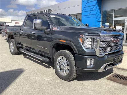 2020 GMC Sierra 2500HD Denali (Stk: 20-423) in Listowel - Image 1 of 11