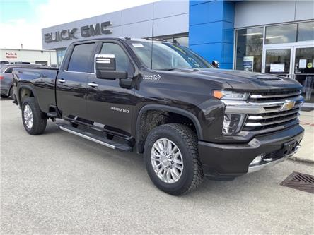 2020 Chevrolet Silverado 3500HD High Country (Stk: 20-350) in Listowel - Image 1 of 11