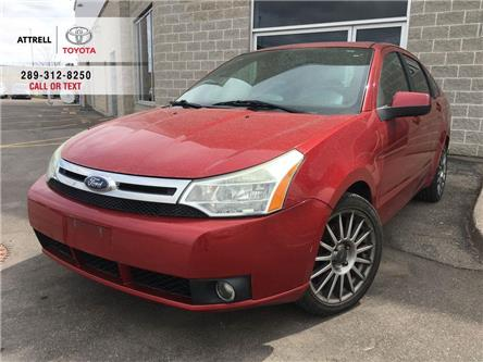 2009 Ford Focus SES LEATHER, SUNROOF, ALLOYS, FOG LAMPS, SPOILER, (Stk: 46870A) in Brampton - Image 1 of 14