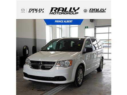2016 Dodge Grand Caravan SE/SXT (Stk: V990) in Prince Albert - Image 1 of 15