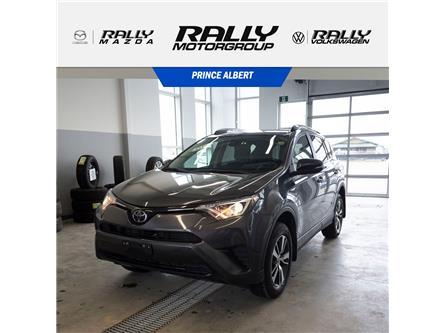 2018 Toyota RAV4 LE (Stk: V1024) in Prince Albert - Image 1 of 14
