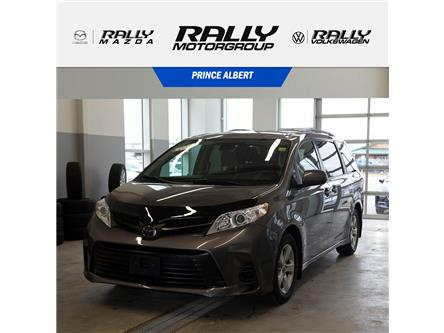 2018 Toyota Sienna  (Stk: V1059) in Prince Albert - Image 1 of 14