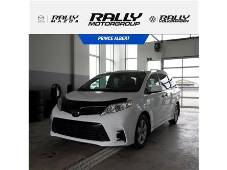 2018 Toyota Sienna  (Stk: V1061) in Prince Albert - Image 1 of 14