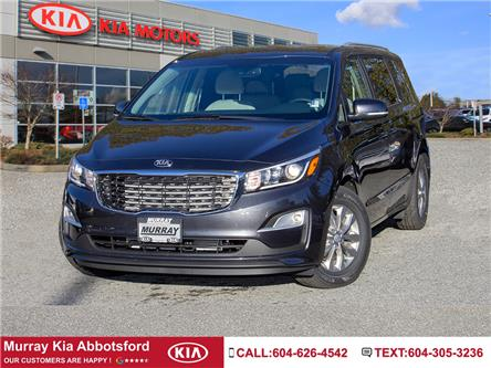 2019 Kia Sedona LX+ (Stk: M1589) in Abbotsford - Image 1 of 13