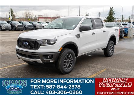 2020 Ford Ranger XLT (Stk: LK-118) in Okotoks - Image 1 of 5