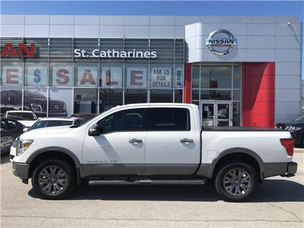 2018 Nissan Titan  (Stk: P2629) in St. Catharines - Image 1 of 13