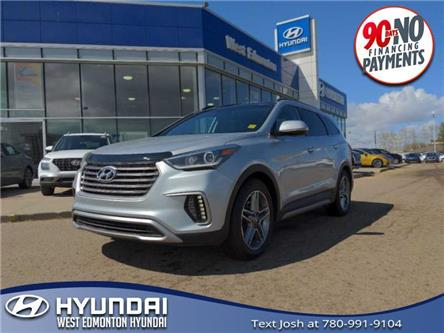 2017 Hyundai Santa Fe XL Limited (Stk: 6116A) in Edmonton - Image 1 of 25