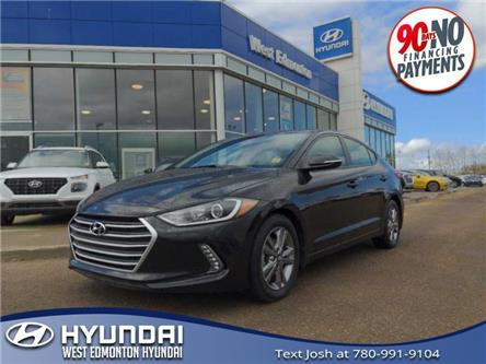 2017 Hyundai Elantra  (Stk: E5019) in Edmonton - Image 1 of 22