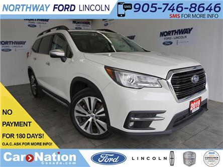 2019 Subaru Ascent PREMIER | LEATHER | PANOROOF | 7 SEATS  | NAV (Stk: TR1) in Brantford - Image 1 of 35